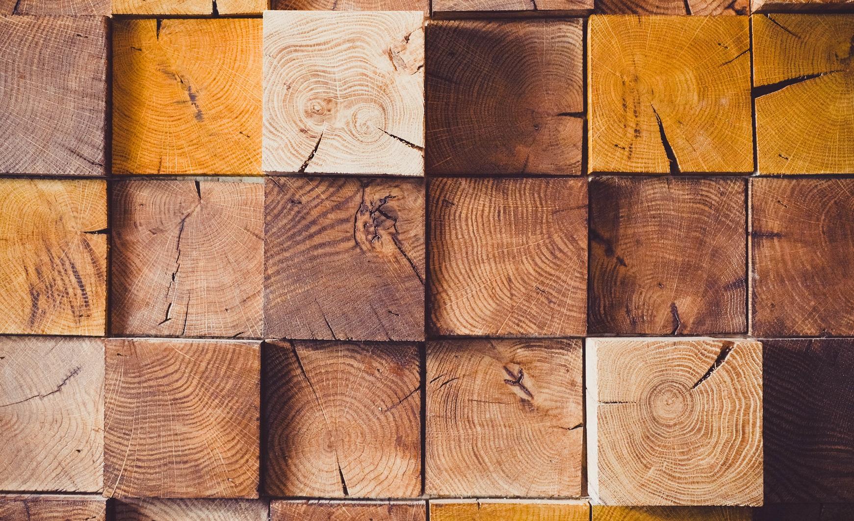 différentes classes de bois