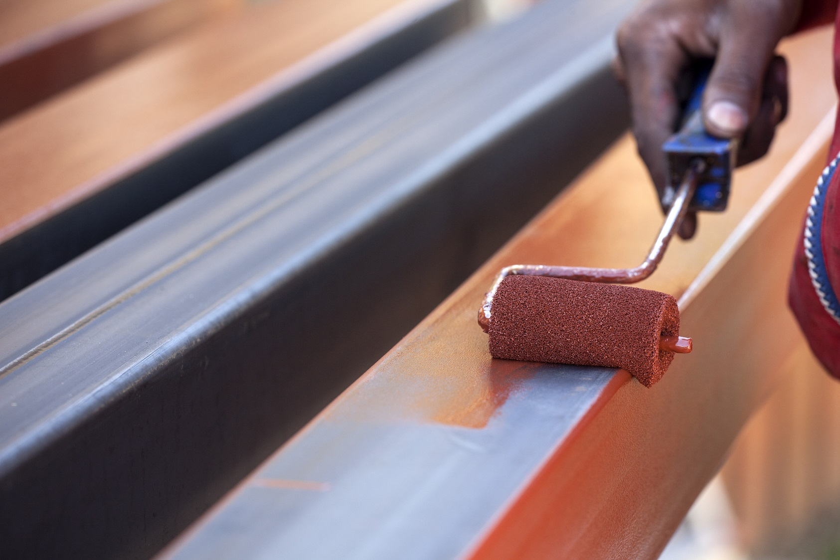 entretien charpente metal