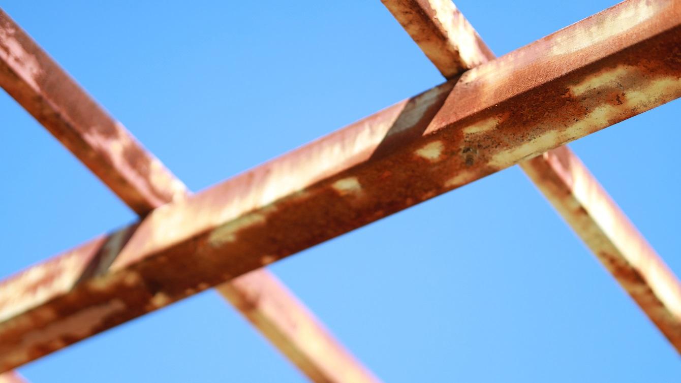 rénover charpente métallique