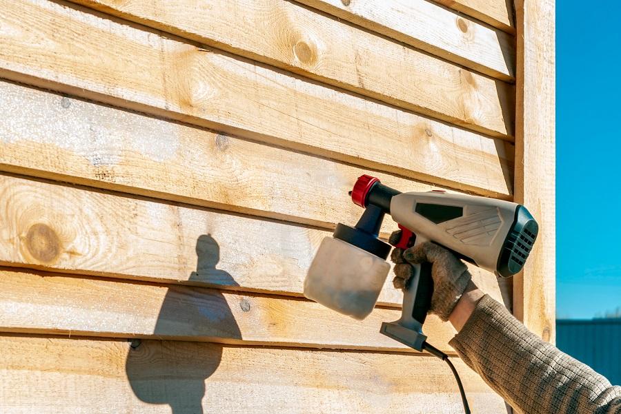 traitement de surface du bois